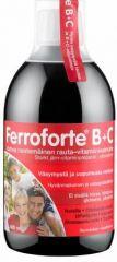 FERROFORTE B + C X500 ML