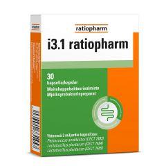 i3.1 ratiopharm kaps 30 fol