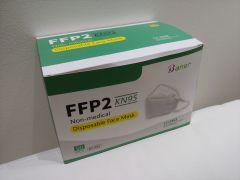 Baner FFP2 kasvosuojain 50 kpl