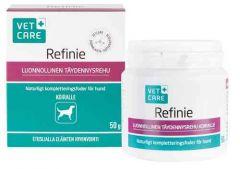 Refinie täydennysrehujauhe koiralle 50 g